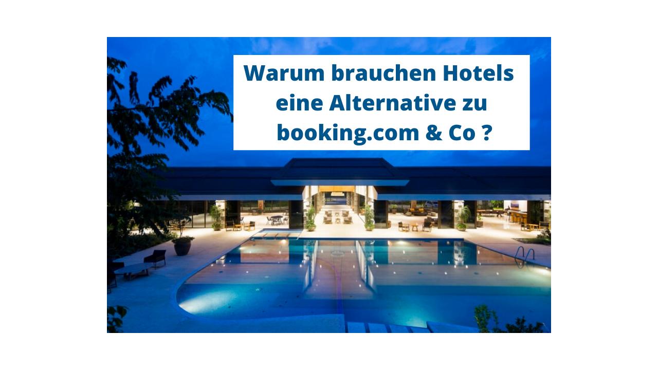 Alternative zu booking.co & Co